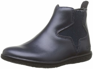 Kickers Girls Vermillon Slouch Boots