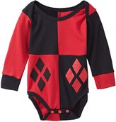 J&Design A&J Design Baby Girls' Harley Quinn Creeper Bodysuit Snapsuit (18~24m)