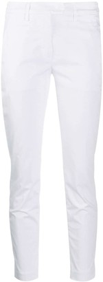 Dondup Slim-Fit Tapered Leg Trousers
