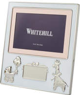 Whitehill Baby Photoframe with Engraving Plaque