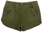 Girl's Hudson Kids Militia Shorts