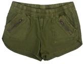 Hudson Girl's Militia Shorts
