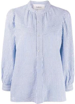 BA&SH Silla striped blouse