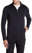 HUGO BOSS Long Sleeve Front Zip Slim Fit Jacket
