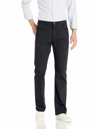 Amazon Essentials Men's Straight-Fit Stretch Bootcut Jean