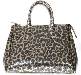 Gianni Chiarini Leopard Gold Gum Bag