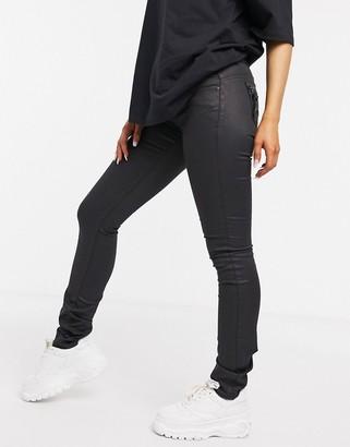 G Star G-Star Midge Cody Mid Skinny Jeans in rinsed wash