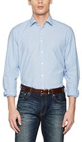 Otto Kern Men's Sommer-Hemd Mit Muster, Regular Fit, 50500 / 13856 Formal Shirt