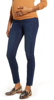 Madewell Maternity Over the Belly Skinny Jeans