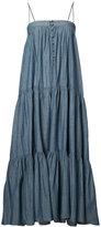 Apiece Apart Tangiers Dress - women - Cotton - 8