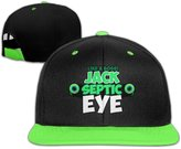 PGiG Kids Caps PGiG Kid's Jacksepticeye Adjustable Snapback Hip Hop Baseball Hats Caps