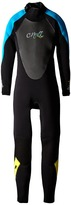 O'Neill Kids - Epic 3/2 Girl's Wetsuits One Piece