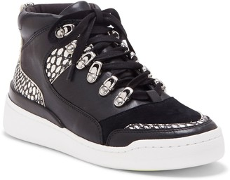 Vince Camuto Samphy High Top Lace-Up Sneaker