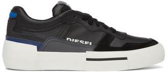 Diesel Black S-Dese Low Sneakers