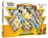 Pokemon Pikachu EX Red & Blue Collection Box