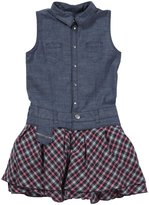 Diesel 'Dominu' Dress (Kids) - Magenta-X-Small