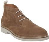 Shoe The Bear Shoe the Bear Seaford Chukka Boots Tan Suede