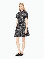 Kate Spade Mini blot dot shirtdress
