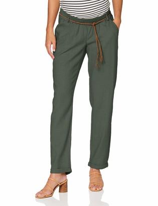Mama Licious Mamalicious Women's Mlbeach Woven Pant Trouser