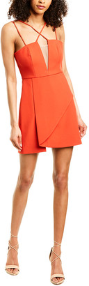 BCBGMAXAZRIA Eve Mini Dress