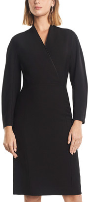M.M. LaFleur M.M.Lafleur Wool-Blend Mini Dress
