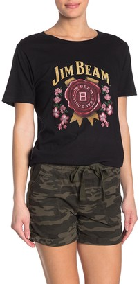 Project Karma Jim Beam Graphic T-Shirt