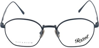 Persol Octagon Frame Glasses