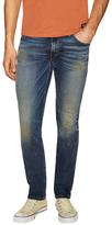 Dean Woven Skinny Jeans