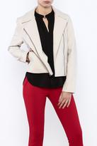 Cupcakes & Cashmere Joslyn Vegan-Leather Jacket