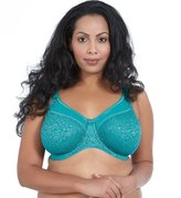 Goddess Women's Plus Size Adelaide Underwire Banded Bra