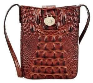 Brahmin Melbourne Marley Leather Crossbody Bag