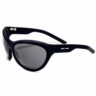Italia Independent Women's 0052-009-000 Sunglasses Black (Negro) 60.0
