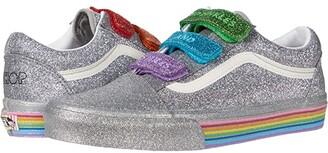 Vans x Flour Shop Sneaker Collection ((Flour Shop Classic Slip-On) Icons/Checkerboard) Shoes