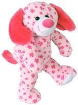 Teddy Mountain Pink Plush Puppy