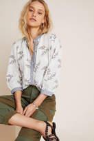 Rebecca Taylor La Vie By Jete Fleur Embroidered Buttondown