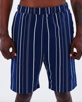 The Upside Pinstripe Shorts