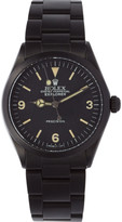 Black Limited Edition Matte Rolex Oyster Perpetual Explorer