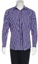 Paul Smith Slim-Fit Plaid Shirt