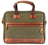 Timberland Men's Nantasket Briefcase - Green