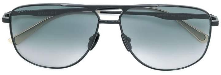 8e0e7299bf Square Aviator Sunglasses For Men - ShopStyle