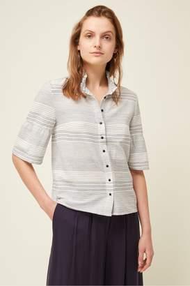 Great Plains Gene Frill Neck Shirt