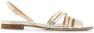 Benedetta Boroli India slingback sandals