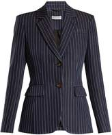 Altuzarra Fenice single-breasted pinstriped blazer