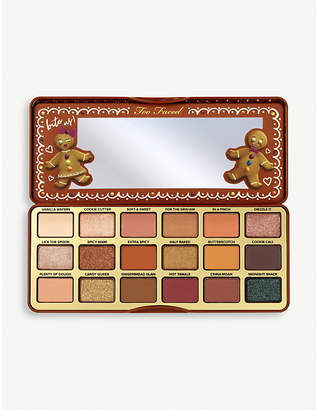Too Faced Gingerbread Extra Spicy Eyeshadow Palette 12.6g