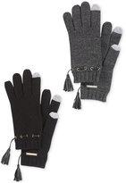 MICHAEL Michael Kors Tassel Gloves