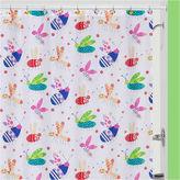 Asstd National Brand Cute As A Bug Shower Curtain