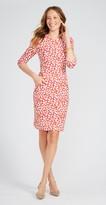 J.Mclaughlin Catalyst Dress in Cherrywood