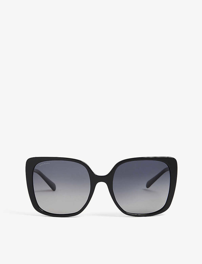 Bvlgari PC040501 square-frame sunglasses