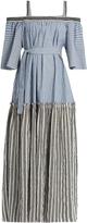 Lemlem Mara cotton-blend maxi dress