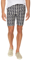 Trina Turk Woven Robby Cotton Shorts